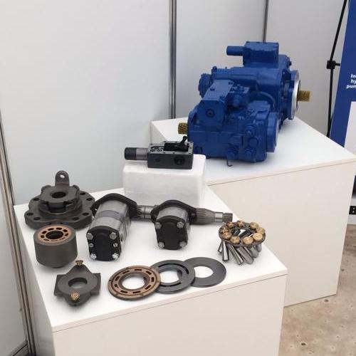 Hydraulic Pumps NI | Pumps, Motors & Final Drives | Co