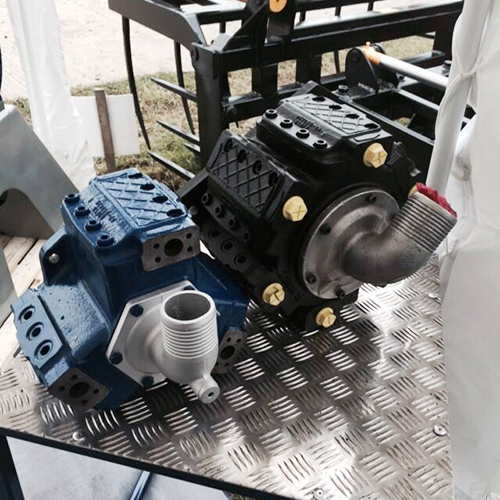 We specialise in the reconditioning and supply of all types of hydraulic pumps, motors & final drives from all leading manufactures.